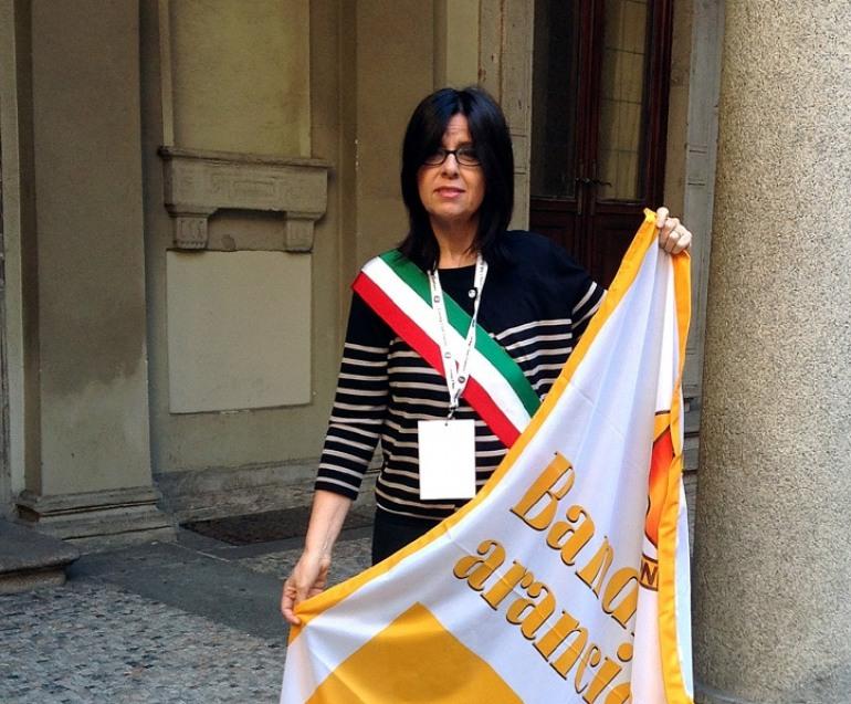 """Touring Club riconosce a Civitella Alfedena la """"bandiera arancione"""""""