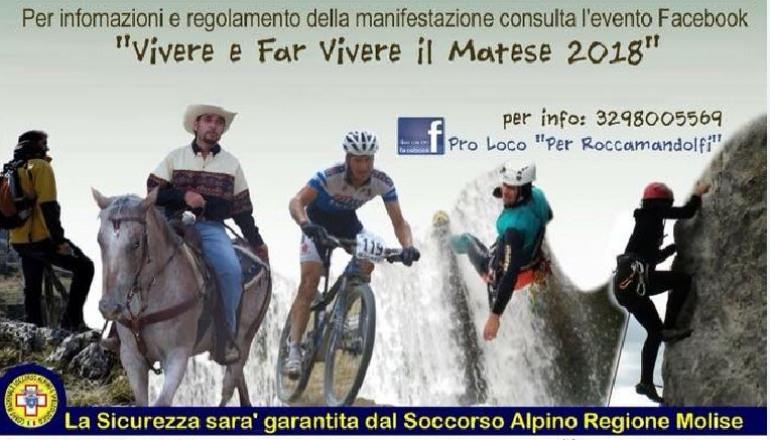 """Roccamandolfi, capitale degli sport all'aria aperta: al via """"Vivere e far vivere il Matese"""""""