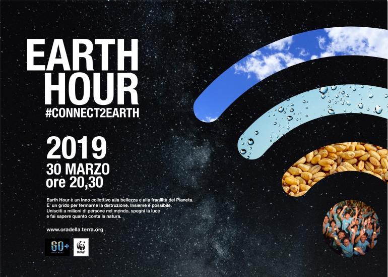 """Torna """"Earth our"""", in tutto il mondo luci spente per un'ora"""