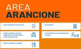 Abruzzo zona arancione, la restrizione scatterà mercoledì 11 novembre