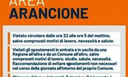 Abruzzo in Zona Arancione, aspettare 14 giorni per la Zona Gialla
