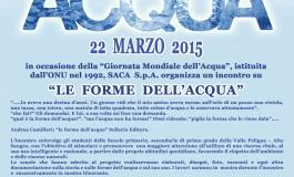 Castel di Sangro, focus dell'Istituto Comprensivo sulla giornata mondiale dell'acqua