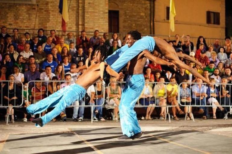 Castel del Giudice, 1° festival internazionale dell'arte di strada del Molise