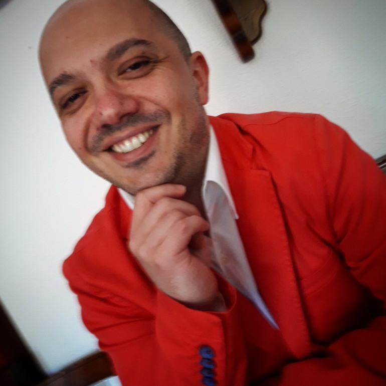"""""""La voce della morte"""", presentazione a Roccaraso con l'autore Andrea Del Castello"""