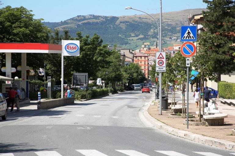 Disinfezione strade Agnone, si comincia domani