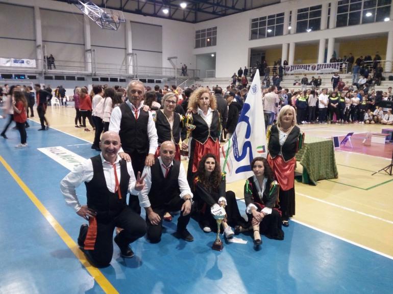 Esordio vincente a Caserta per le piccole ballerine dell'Aldica Dance