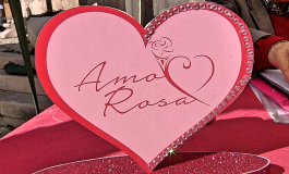 """Castel di Sangro si tinge di rosa con la """"Carovana della Prevenzione"""" dei tumori"""