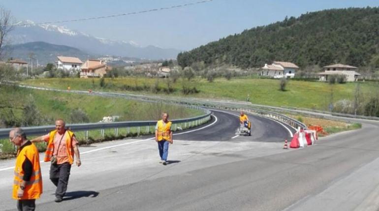 Isernia, alcune strade provinciali cedute all'Anas