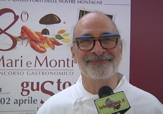"""Andy Luotto ospite d'onore al concorso Mari e Monti: """"Molise terra d'eccellenze agroalimentari"""""""