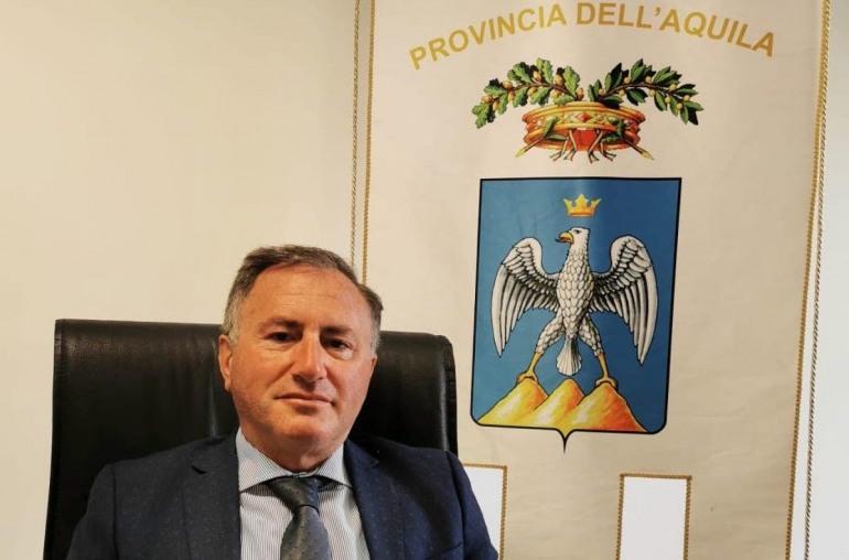 Terremoto L'Aquila, messaggio del Presidente della Provincia Angelo Caruso