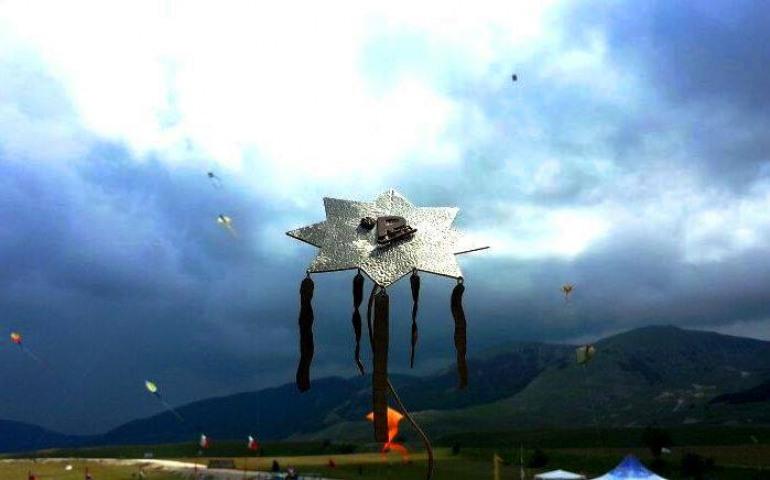 Si vola con il festival degli aquiloni. Due giorni di arte eolica a Roccaraso con i migliori artisti del settore