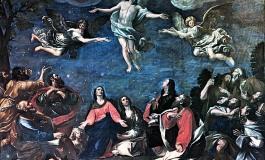 """Ascensione di Gesù: """"Tra pochi giorni sarete battezzati nello Spirito Santo"""""""