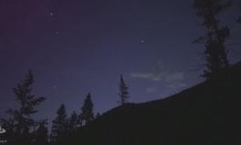 Pescocostanzo, ciaspolata di Pasqua sotto le stelle