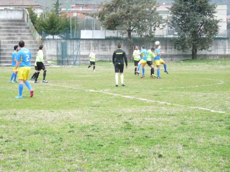 Pareggio a reti bianche per l'Atletico Sanniti contro il Pozzilli
