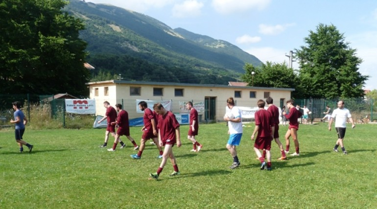 Calcio, grande festa a Villa Scontrone per l'Atletico Sanniti: il 21 la presentazione della squadra