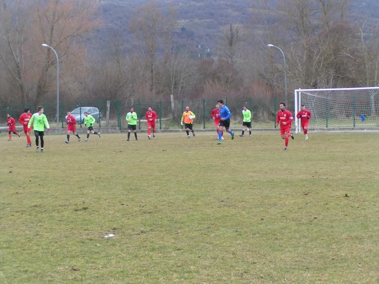 Atletico Sanniti più forte, cede al Carpinone la vittoria