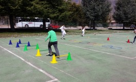 Castel di Sangro, scuola primaria: si torna in palestra