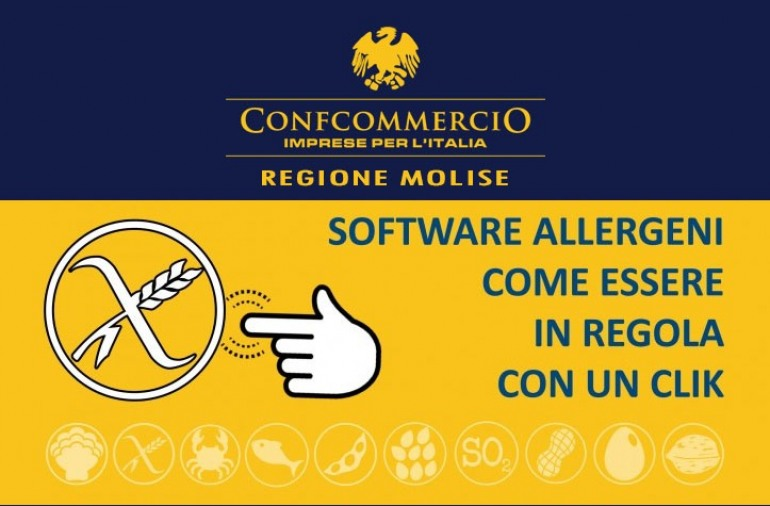 Allergeni, una piattaforma in aiuto delle imprese: la salute del consumatore è un impegno primario