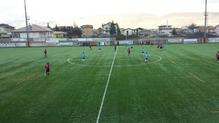Calcio – La doppietta del Virtus Capistrello affonda l'Asd Barrea: 2 – 1