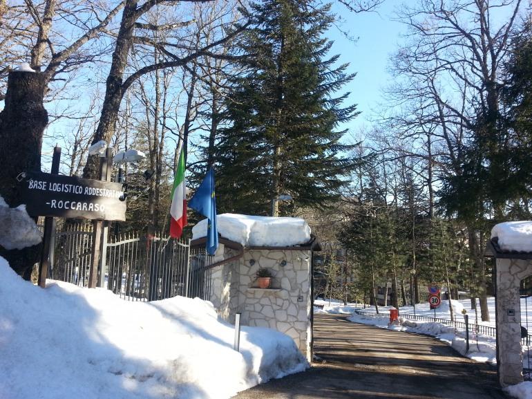 Esercito sui campi da sci a Roccaraso: dalla storia alle attività promozionali