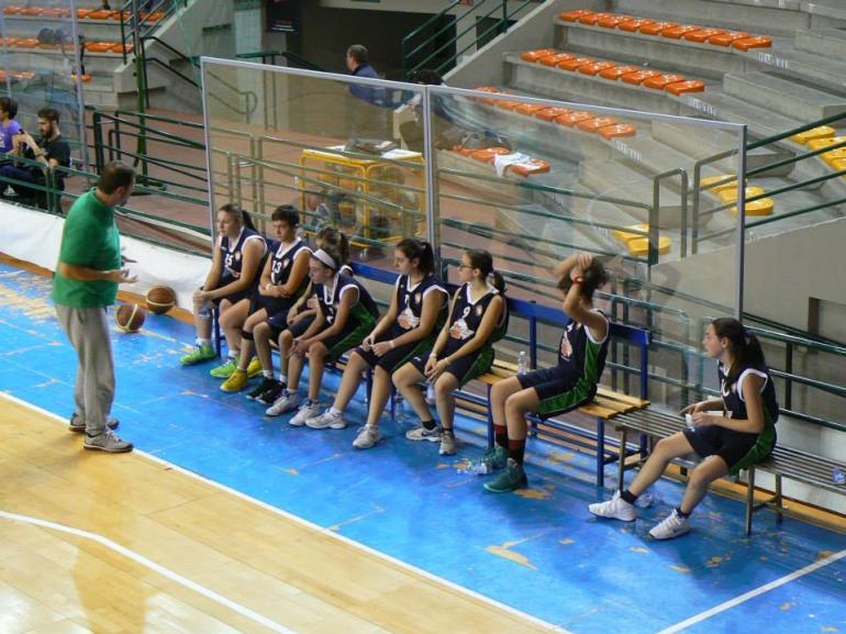 "Nuova Sangro Basket, Terzo posto d'onore alle finali del ""Join the game"""