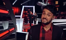 The Voice Russia, Antonello Carozza vince il Battle Round contro Julina Popova