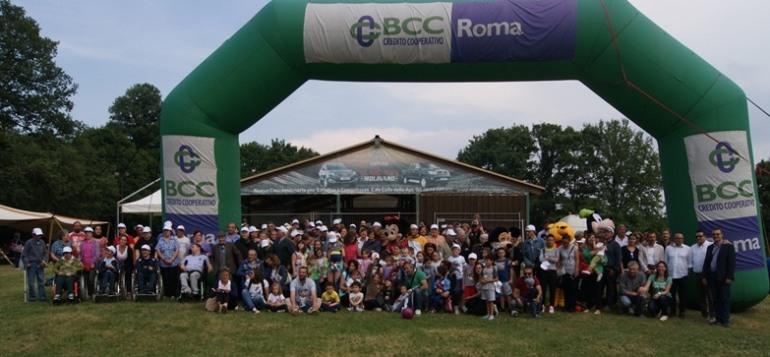 BCC Roma, a Staffoli torna la giornata della solidarietà