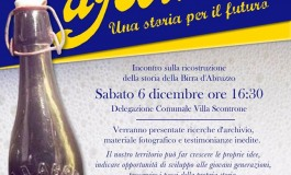 Birra d'Abruzzo: una storia per il futuro. Convegno e degustazioni a Villa Scontrone