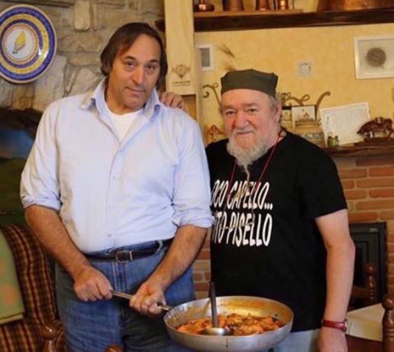 """""""Mari e Monti"""" torna ad Acquevive di Frosolone con gli chef Bobo e Domenico"""