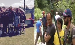 Calcio e Pesca, tutto sport in Altosangro