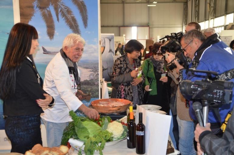 Agroalimenta, laboratori del gusto e show cooking