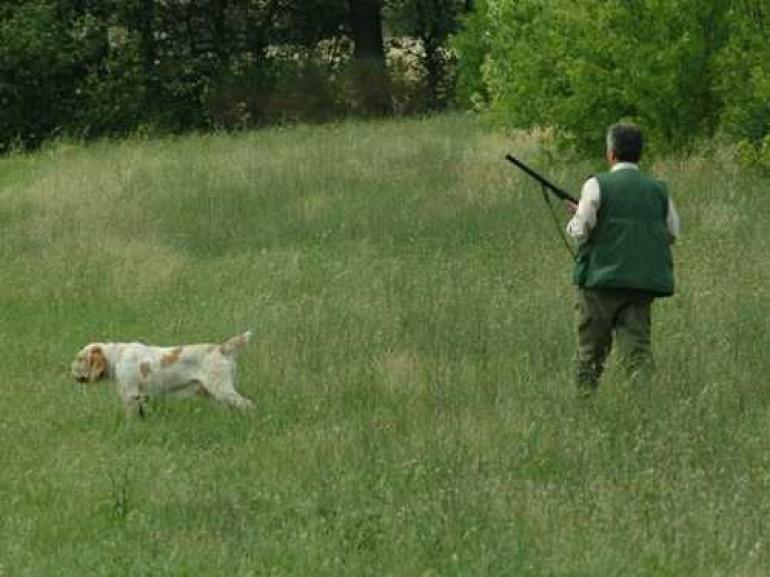 La forestale denuncia cacciatore a Rionero Sannitico
