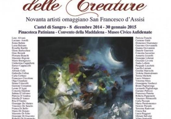 """A Castel di Sangro, """"Il Cantico delle Creature"""""""