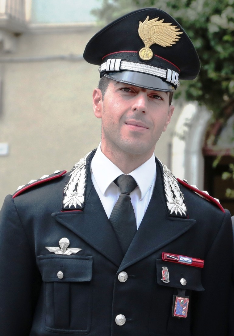 Coronavirus Agnone, encomiabile lavoro dei carabinieri del capitano Proietti