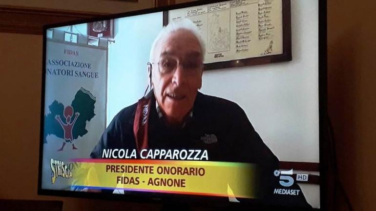 """Agnone, il caso FIDAS finisce su """"Striscia la Notizia"""""""