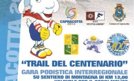 """Capracotta """"in corsa"""" per la gara podistica interregionale."""