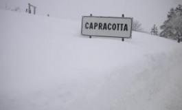 """A Capracotta arriva il """"Cristo delle nevi"""". L'idea del giornalista Vittorio Labanca"""