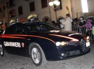 Pescasseroli: minaccia di morte con un machete, arrestato dai Carabinieri