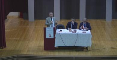 Castel di Sangro, prove tecniche di propaganda al teatro Tosti: Caruso, Paolucci e Tordera a tutto campo sulla sanità
