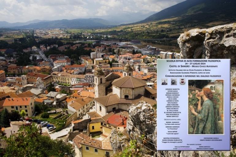 Scuola estiva di alta formazione filosofica a Castel di Sangro