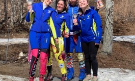 Sci Campano, a Roccaraso i titoli SuperG dei campionati regionali