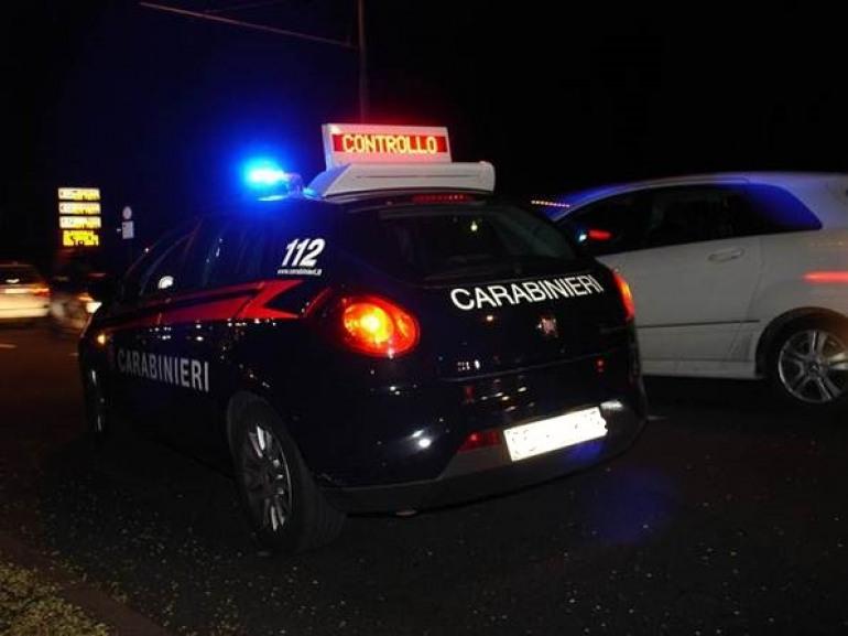 Barrea, i carabinieri arrestano albanese dopo un lungo inseguimento sulla SS 17