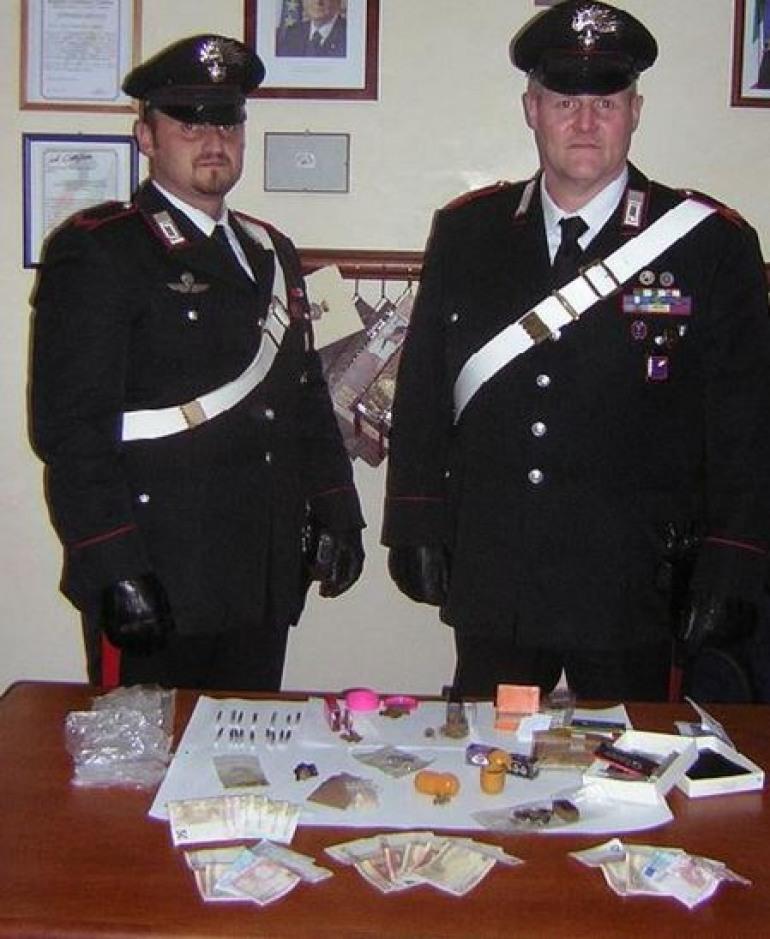 Rionero, candidato consigliere comunale arrestato per droga