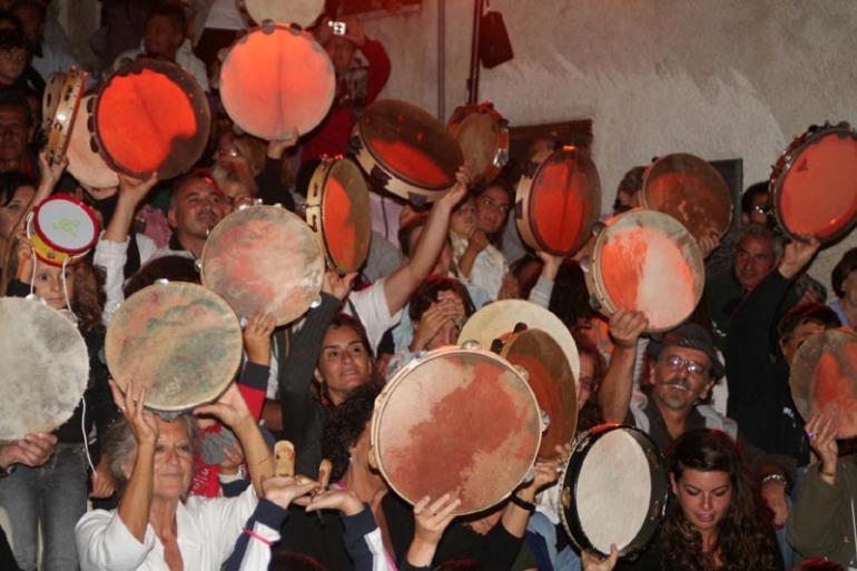 Serate folk a Civitella Alfedena