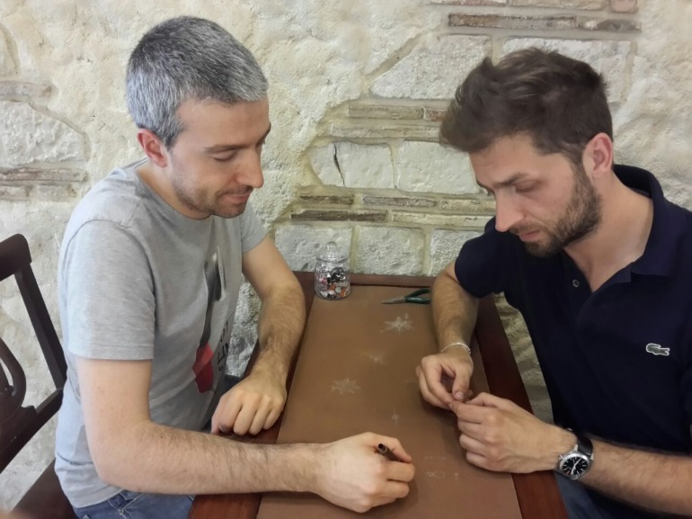 Il gioiello di Rocca Pia, arte e designer di Coccopalmeri e Ciotti