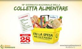 Colletta alimentare, Castel di Sangro in prima linea