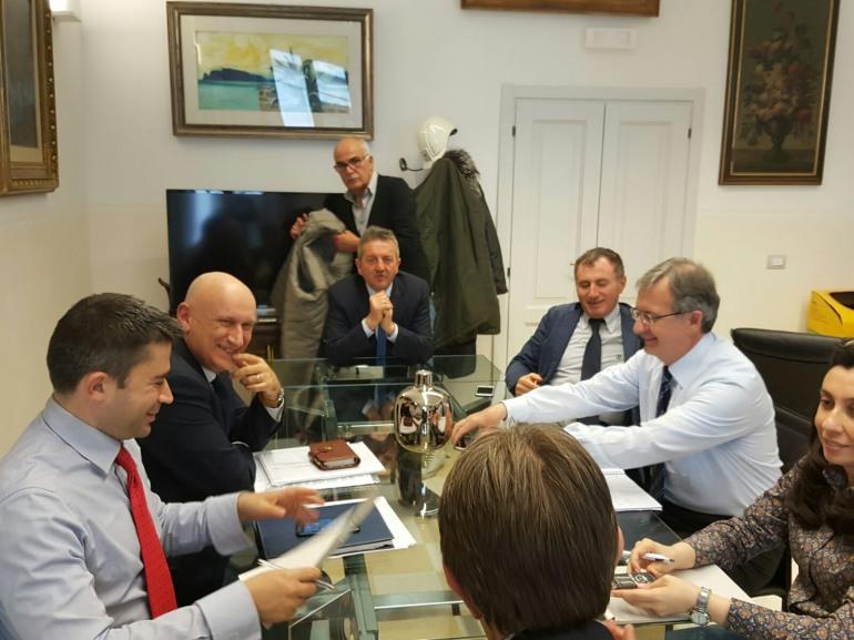 L'Aquila, al comitato dei sindaci si è parlato della sanità sangrina