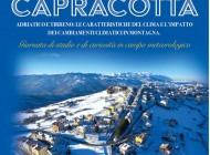 """""""Cambiamenti climatici"""", a Capracotta il meteorologo RAI Guido Guidi"""