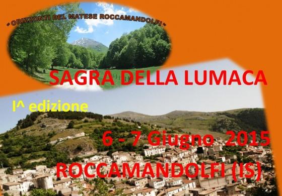 Sacra della lumaca e festa di San Liberato a Roccamandolfi