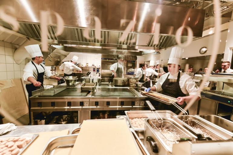 Eataly Roma sogna con 'Spazio' l'alta gastronomia di Niko Romito